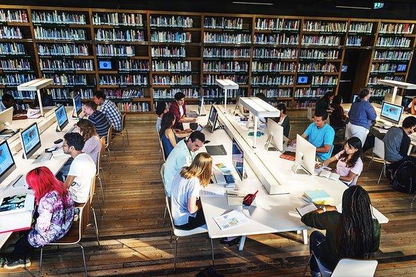 الدراسة في ألمانيا للمصريين